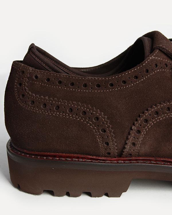мужская туфли EMPORIO ARMANI, сезон: зима 2012/13. Купить за 13600 руб. | Фото 4