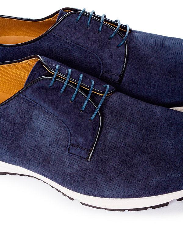 мужская ботинки EMPORIO ARMANI, сезон: лето 2015. Купить за 11300 руб. | Фото 4
