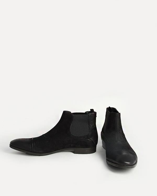 мужская ботинки EMPORIO ARMANI, сезон: зима 2012/13. Купить за 8200 руб. | Фото 2