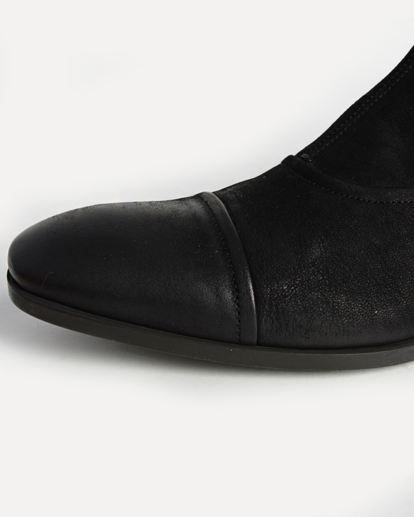 мужская ботинки EMPORIO ARMANI, сезон: зима 2012/13. Купить за 8200 руб. | Фото 4
