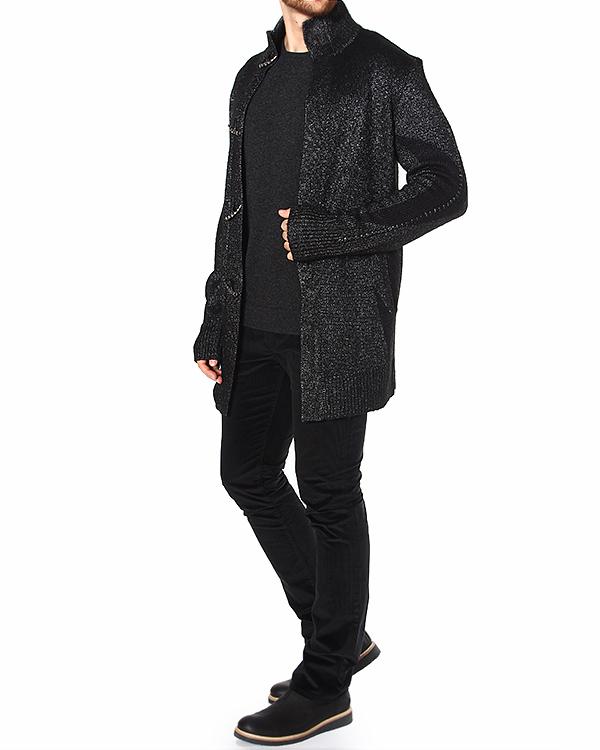 мужская пуловер JOHN VARVATOS, сезон: зима 2014/15. Купить за 15600 руб. | Фото 3