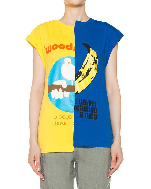 футболка  артикул Y7PJ06 марки SEMI-COUTURE купить за 4300 руб.