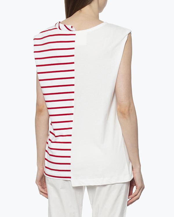 женская футболка SEMI-COUTURE, сезон: лето 2017. Купить за 5000 руб. | Фото $i