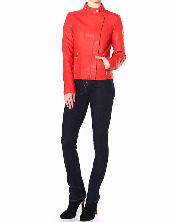 женская куртка ARMANI JEANS, сезон: зима 2014/15. Купить за 26900 руб. | Фото 3