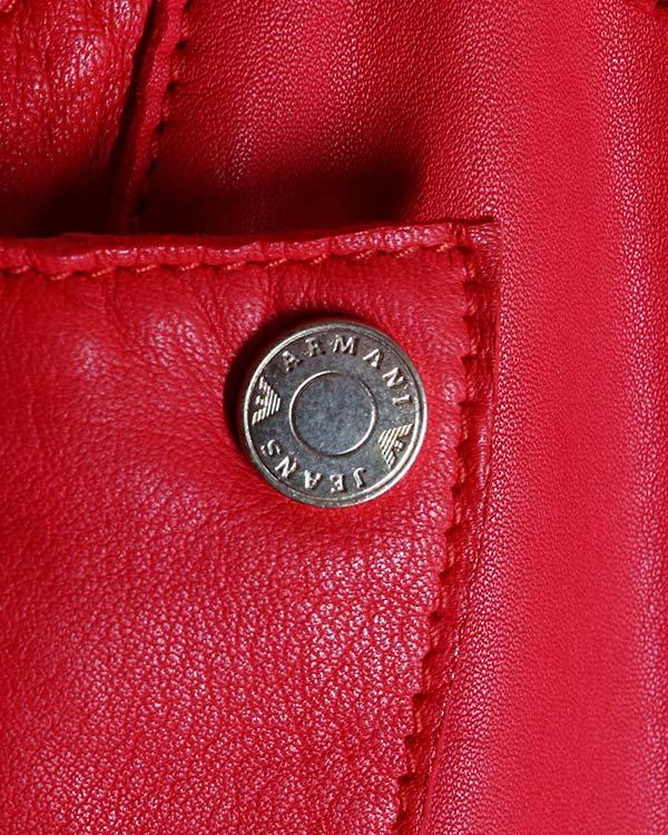 женская куртка ARMANI JEANS, сезон: зима 2014/15. Купить за 26900 руб. | Фото 4
