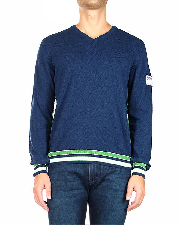 мужская пуловер ARMANI JEANS, сезон: зима 2014/15. Купить за 5900 руб. | Фото 1