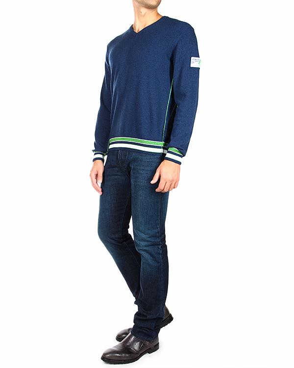 мужская пуловер ARMANI JEANS, сезон: зима 2014/15. Купить за 5900 руб. | Фото 3