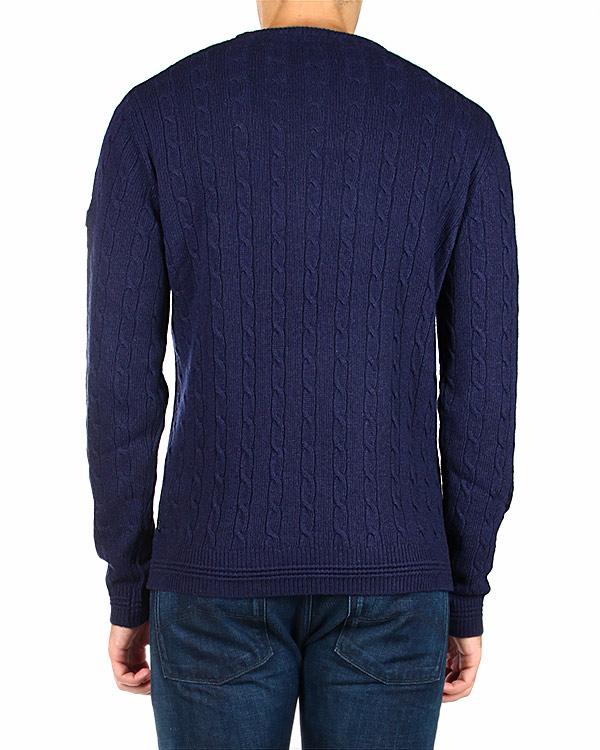 мужская свитер ARMANI JEANS, сезон: зима 2014/15. Купить за 6600 руб.   Фото 2