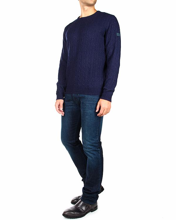 мужская свитер ARMANI JEANS, сезон: зима 2014/15. Купить за 6600 руб.   Фото 3