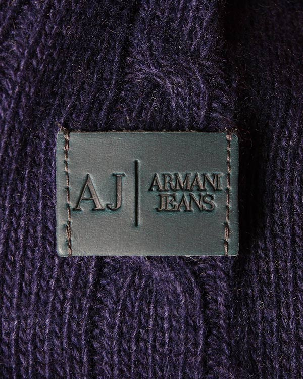 мужская свитер ARMANI JEANS, сезон: зима 2014/15. Купить за 6600 руб.   Фото 4