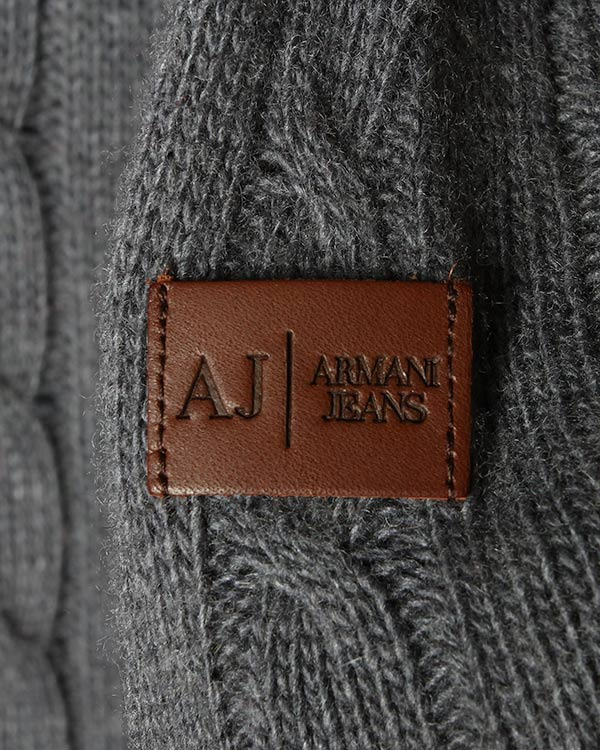 мужская джемпер ARMANI JEANS, сезон: зима 2014/15. Купить за 6600 руб. | Фото 4