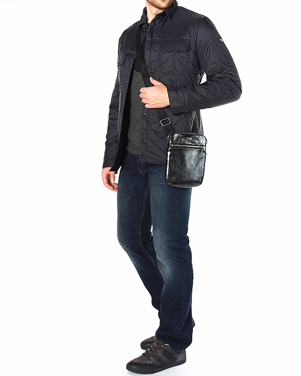 мужская футболка ARMANI JEANS, сезон: зима 2014/15. Купить за 3500 руб.   Фото $i