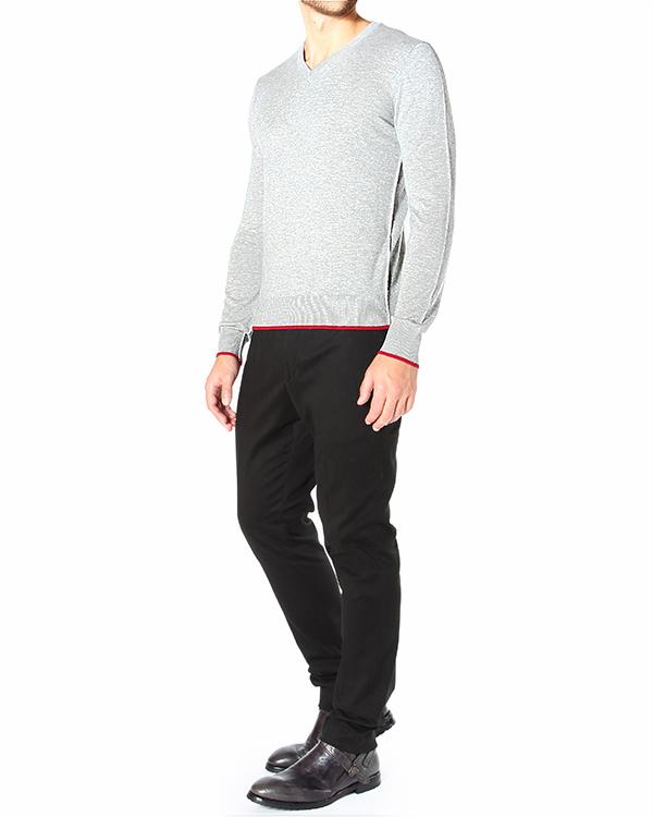 мужская пуловер ARMANI JEANS, сезон: зима 2014/15. Купить за 5300 руб. | Фото 3