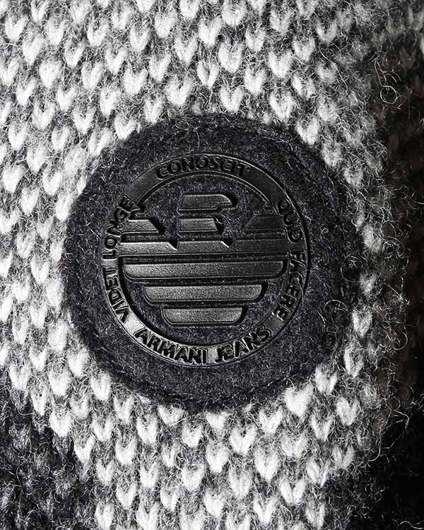мужская куртка ARMANI JEANS, сезон: зима 2014/15. Купить за 14700 руб. | Фото 4
