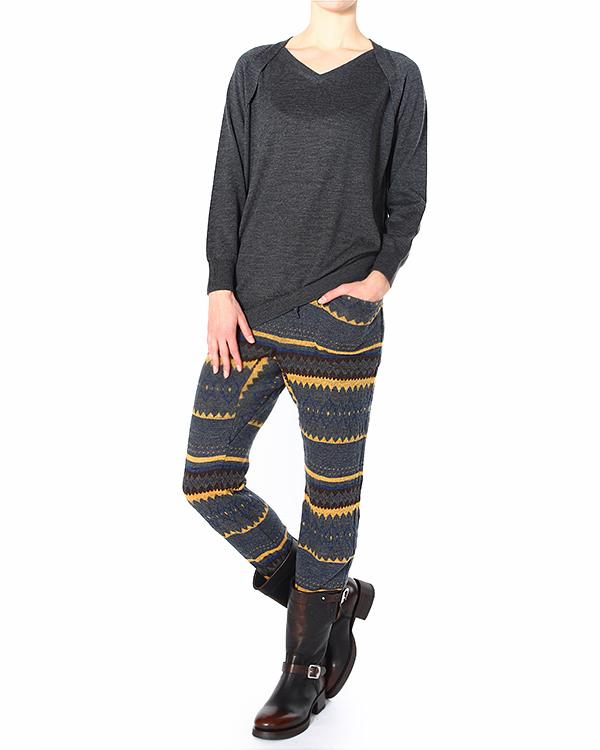 женская брюки ZUCCA, сезон: зима 2014/15. Купить за 16600 руб. | Фото 3