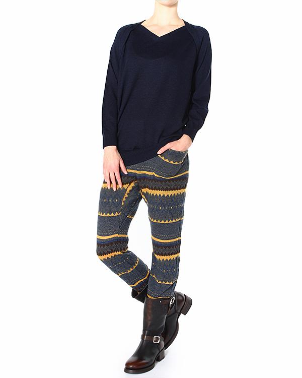женская пуловер ZUCCA, сезон: зима 2014/15. Купить за 10000 руб. | Фото 3
