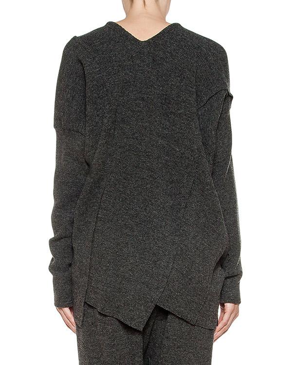 женская пуловер ZUCCA, сезон: зима 2016/17. Купить за 16600 руб. | Фото 2