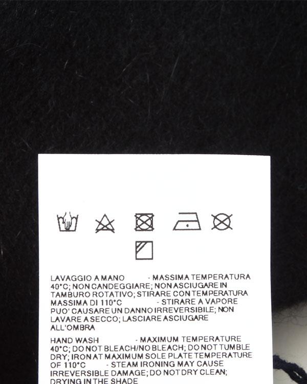 аксессуары берет ARMANI JEANS, сезон: зима 2014/15. Купить за 4100 руб. | Фото 4