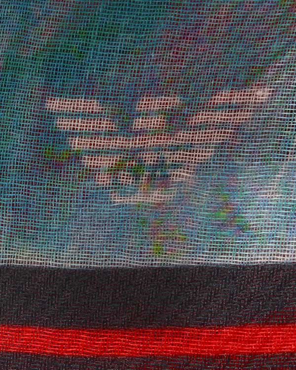 аксессуары палантин ARMANI JEANS, сезон: зима 2014/15. Купить за 3000 руб. | Фото $i