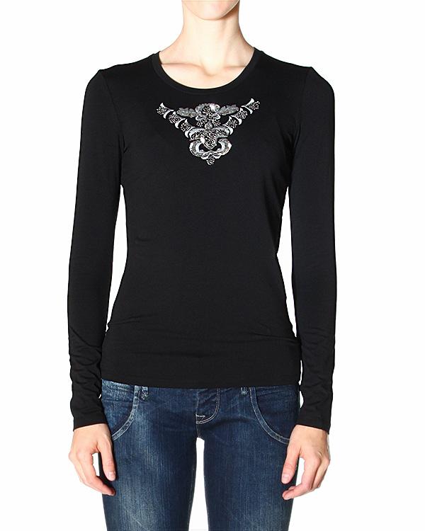 женская футболка ARMANI JEANS, сезон: зима 2014/15. Купить за 3100 руб. | Фото 1