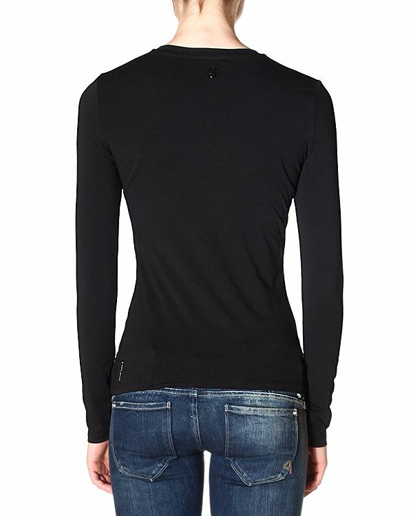 женская футболка ARMANI JEANS, сезон: зима 2014/15. Купить за 3100 руб. | Фото 2