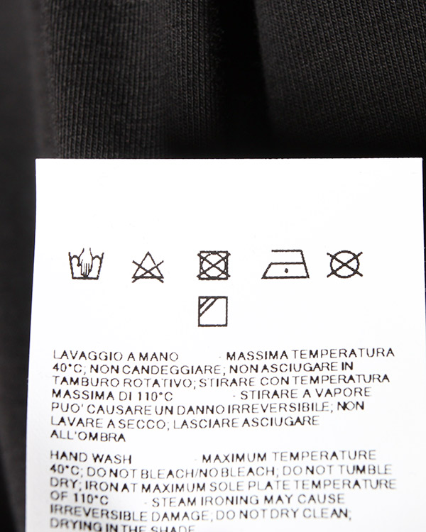 женская футболка ARMANI JEANS, сезон: зима 2014/15. Купить за 3100 руб. | Фото 5