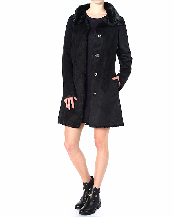 женская пальто ARMANI JEANS, сезон: зима 2014/15. Купить за 13800 руб. | Фото $i
