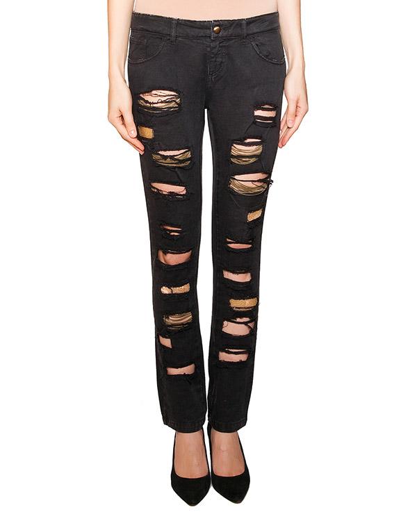 женская джинсы JO NO FUI, сезон: лето 2010. Купить за 14000 руб. | Фото 1