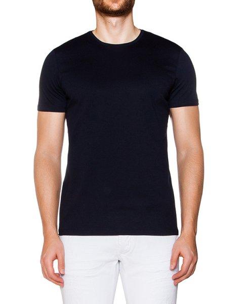 футболка из мягкого хлопкового трикотажа артикул 03371SIMPLE марки P.M.D.S купить за 3300 руб.