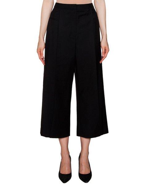 брюки кюлоты из полушерстяной ткани артикул 103561S16 марки Alexander Wang купить за 42000 руб.