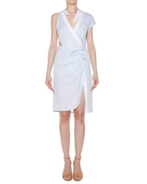 платье из тонкого хлопка артикул 106010S17 марки Alexander Wang купить за 53400 руб.
