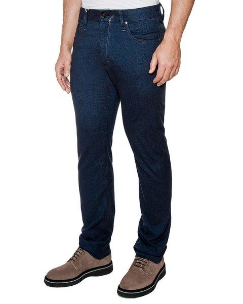 брюки из плотного денима артикул 113513 марки Cortigiani купить за 21000 руб.