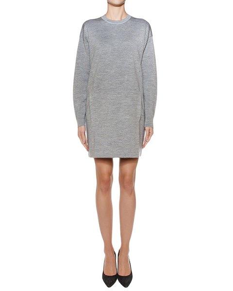 платье из мягкого шерстяного трикотажа с добавлением шелка артикул 116037 марки Alexander Wang купить за 38800 руб.
