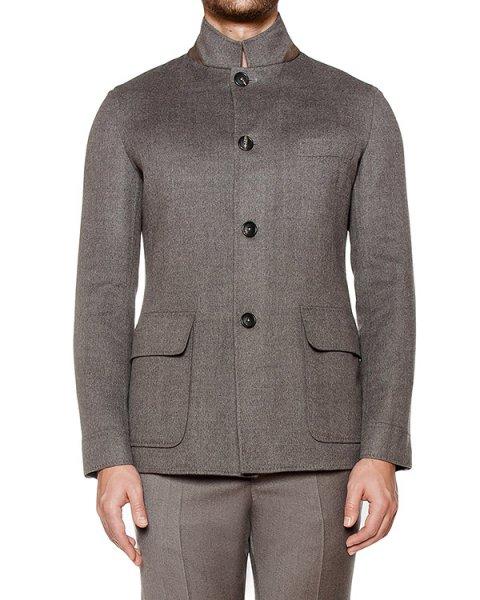 пиджак приталенного кроя из вирджинской шерсти артикул 117601 марки Cortigiani купить за 146400 руб.