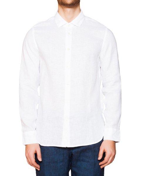 рубашка из легкого натурального льна артикул 1311B317-001 марки 120% lino купить за 10800 руб.