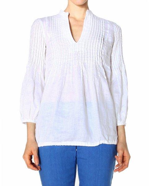 блуза  артикул 1388B317 марки 120% lino купить за 6300 руб.