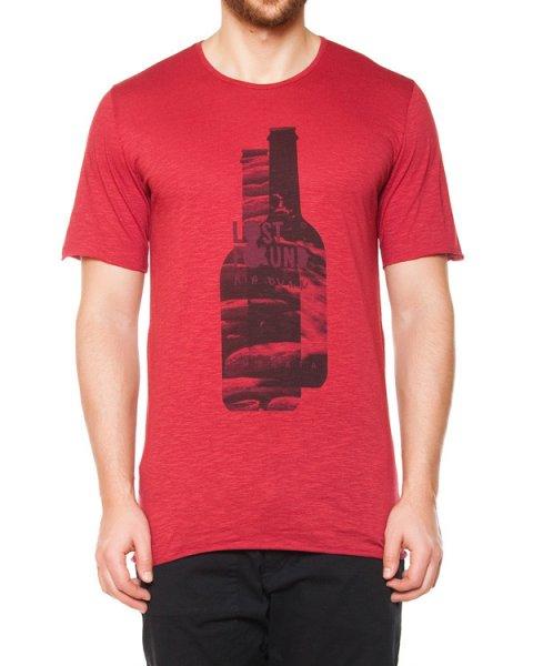 футболка из хлопка с принтом артикул 15230P100R марки Lost&Found купить за 11600 руб.