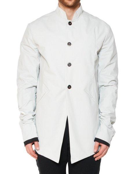 пиджак асимметричного кроя из плотного хлопка артикул 15243259 марки Lost&Found купить за 40200 руб.