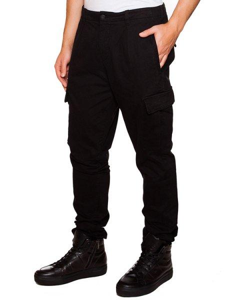 брюки из плотного хлопка с боковыми карманами артикул 15WCPUP04298 марки C.P.Company купить за 7900 руб.