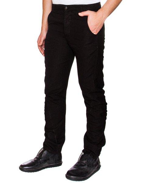 брюки из смеси хлопка и льна артикул 16MDAR38A марки Andrea Ya'aqov купить за 25300 руб.
