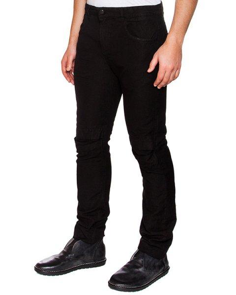 брюки из смеси хлопка и льна  артикул 16MDAR39 марки Andrea Ya'aqov купить за 24200 руб.
