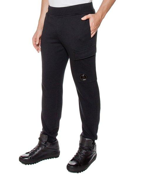 брюки из хлопкового трикотажа артикул 16WCPUF07222 марки C.P.Company купить за 10200 руб.