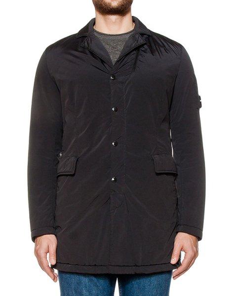 пальто из водоотталкивающей ткани артикул 16WCPUK02111 марки C.P.Company купить за 44200 руб.