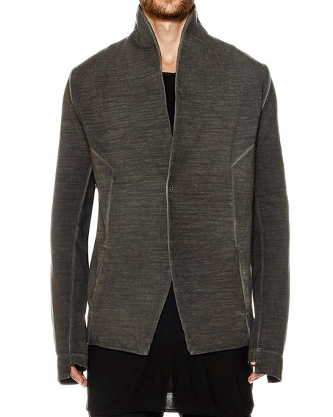 пиджак оригинального кроя из плотного хлопка артикул 17MJAK12 марки Andrea Ya'aqov купить за 28300 руб.