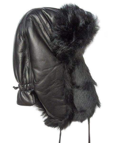 шапка  артикул 17WLEA53FUR марки Andrea Ya'aqov купить за 23100 руб.