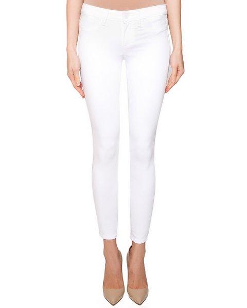 джинсы эластичные, зауженного кроя артикул 1844799 марки Paige купить за 10000 руб.