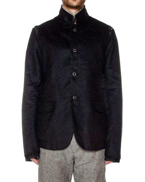 пиджак приталенного кроя из шерсти артикул 19403240 марки Lost&Found купить за 76400 руб.
