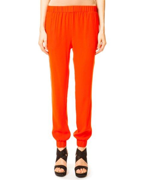 брюки Bibelot свободного кроя с манжетами артикул 1BIB2758 марки TIBI купить за 10500 руб.