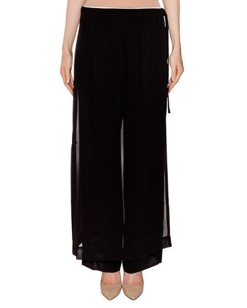 брюки из легкой полупрозрачной ткани артикул 1H9563 марки Antonio Marras купить за 21800 руб.