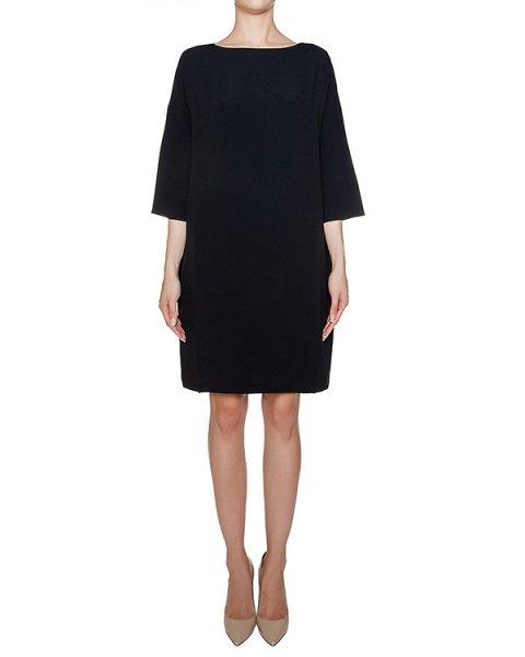 платье свободного кроя из плотной ткани артикул 1I9312 марки Antonio Marras купить за 24200 руб.